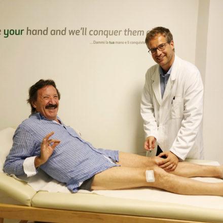 Cesare Ragazzi e Dott. Barbadoro